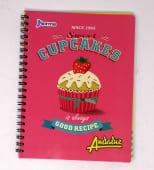 Cuaderno Espiral A4 100Hjs Cuadros Economico Andaluz