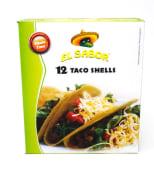 El Sabor 12 Taco Shells