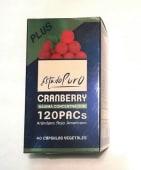Cranberry 120 Pacs. Estado Puro (40 cápsulas)