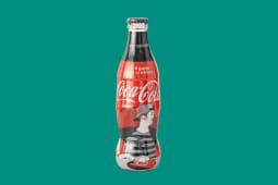 Coca cola zero 33 cl in vetro