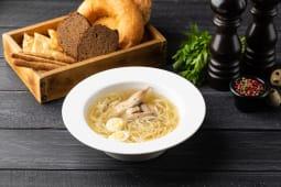 Суп-лапша из перепелки