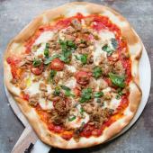 Pizza bari de masa madre