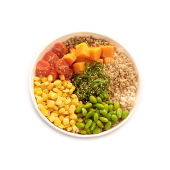 Ensalada my vegan protein