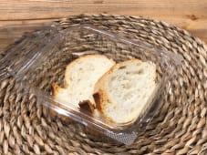 Ración de pan de viña