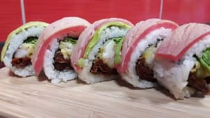 Californian Tomato Dray Roll