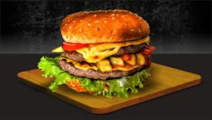 Бургер Анаконда (420г)