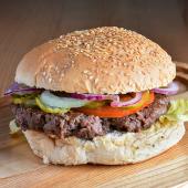 Burger El classico XXL