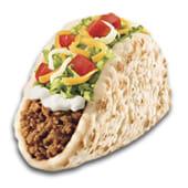 Taco Gordita Supreme