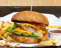 Chicken Burger - 130G