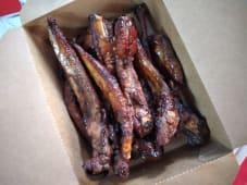 Baked Honey Glazed Pork Spare ribs
