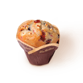 Muffin Yogur y arándanos