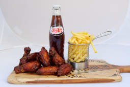 Meal Deal Buffalo Wings