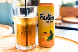 Ice Tea Frutea de Pêssego 33cl