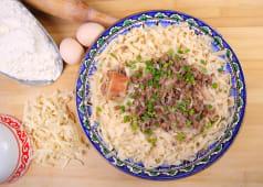 Беш-бармак с бараниной (410г/540г)