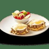 Prime Rib Benny Breakfast