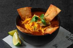 California Tortilla Soup