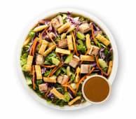 Frango e Salada Crunchy