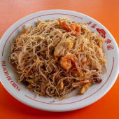 105. Fideos de arroz típicos chinos