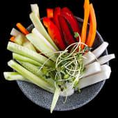 Овочева соломка з соусом дорблю (275г)
