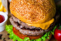 Burger x2 Говядина