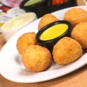 Boliyucas rellenas de queso