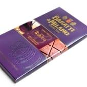 Tavoletta di Cioccolato al Barolo gr.75