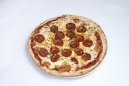 Pizza diavola (33 cm.)