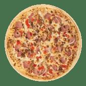 Pizza supremazia (mediana)