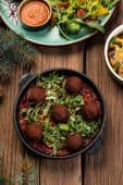Meat ball горіхові тефтельки у томатному соусі (250г)