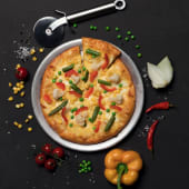 Піца Овочевий гурман