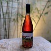 Vino rosado Atrevit (Eco) - Penedès – Merlot. (75 cl.)