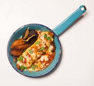 Omelette de la Gringa