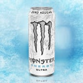 Monster Energy Ultra lata 500ml.