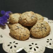 Cookies con chocolate (12 uds.)