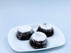 Tortino al cuore caldo di cioccolato bianco