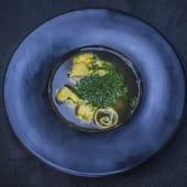 Консоме з куркою і омлетом (250г)