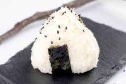 Onigiri spicy salmone