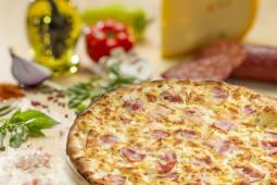 Pizza Carbonara Ø 23cm