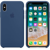 Coque Iphone X Bleu Cobalt