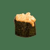 Гункан з вугрем під соусом спайс (40г)