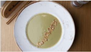 Крем-суп з броколі (250г)