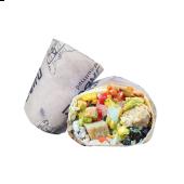 Burrito más gallo Monterrey (cerdo)