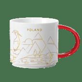 Starbucks® YAH Mug Poland 14oz