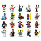 Minifigures lego Batman movie serie 2