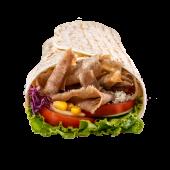 Classic kebab tortilja – mala