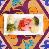 Припущенные овощи (200г)