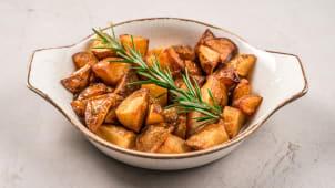 Krumpir na ružmarinu i maslacu
