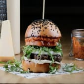 La Italiana burger