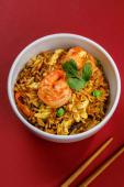 Смажений рис з креветками (320г)