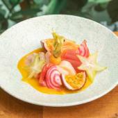 Sashimi exotic